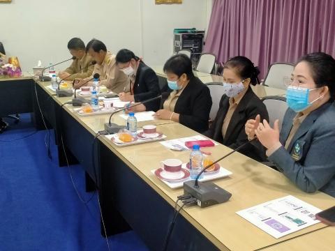 คณะกรรมการตรวจติดตาม การปฏิบัติงานเฝ้าระวัง ป้องกันและควบคุมโรคต